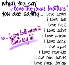 """Saying """"I Love JB..."""" (JB_Graphics. JOIN OUR SITE TO MAKE REQUESTS!!!) Tags: love john jack graphics kevin graphic brothers ryan nick joe taylor jb fans jonas lawless jbgraphics"""