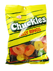 Chuckles Jelly Rings Package