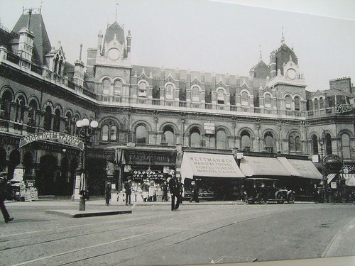 Highbury and Islington Station, early 20th century | Flickr ...