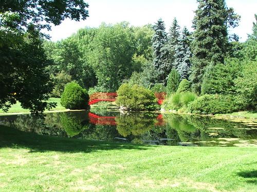 Dow Gardens in Midland, MI