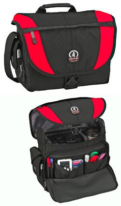 Tamrac 5534 Adventure Messenger 4 DSLR Camera Bag