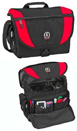 Tamrac 5534 Adventure Messenger 4 DSLR Camera Bag