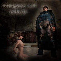 Submission of Ashlyn