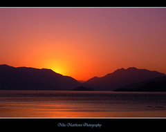 Icmeler sunset (mike matthews) Tags: travel turkey europe turkey1 icmeler mugla