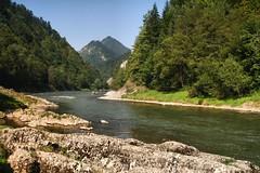 Wild river Dunajec (mariannakoutna) Tags: nationalpark slovakia pieniny specland anawesomeshot diamondclassphotographer theunforgettablepictures riverdunajec