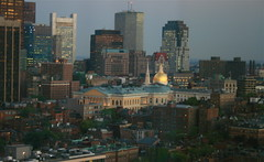 Early Evening Boston (Read2me) Tags: city boston buildings cityscape mgh statehouse gamewinner challengeyouwinner thechallengefactory yourock1stplace herowinner superherochallengewinner storybookwinner storybookchallengegroupotr pregamewinner