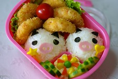 (mk family) Tags: school girls cute lunch kawaii bento lunchbox obento   94