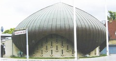 Nusrat Jahan Mosque, Copenhagen - Denmark (Engr. Mazhar-ul-Haq Khan) Tags: city uk pakistan building london history love architecture buildings copenhagen denmark community peace place humanity god muslim islam religion mosque historical muslims allah mazhar 2007 jahan ahmadi nusrat   qadian ahmadiyya caliphate fazl alislam  khilafat  mazgar
