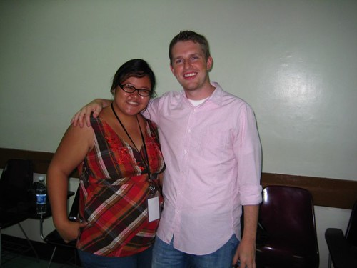 With Matt Mullenweg!