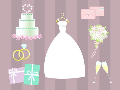wedding clip art pictures