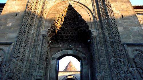 Çifte Minareli Medrese: l'Ecole aux Minarets Jumeaux - Erzurum