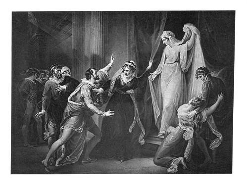 08- Cuento de invierno- Act V Esc III- Una capilla en Las Paulinas-William Hamilton