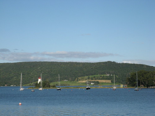 Waterfront, Baddeck 3