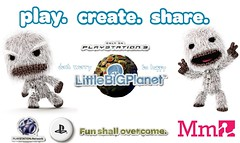 sacksquatch advert final () Tags: big media play little sony gimp advert planet create artrage challenge share 004 molecule ps3 mediamolecule littlebigplanet sackboy littlebigchallenge littlebigchallenge004 sacksquatch