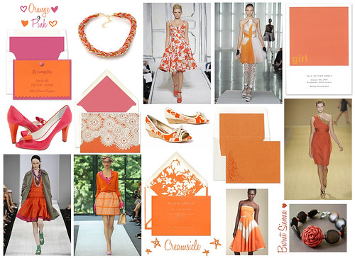 Tuesday Trends: Orange & Co.