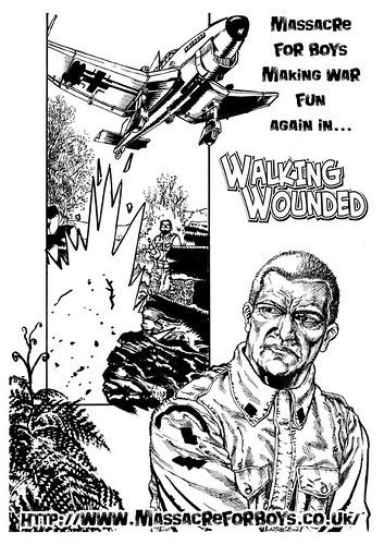 Walking Wounded Ad