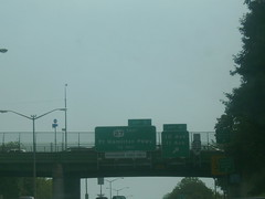 BGS sings on NY 27 EB (Roadgeek Adam) Tags: kingscountyny nassaucountyny ny27 suffolkcountyny queenscountyny