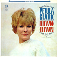 Down Town (epiclectic) Tags: music records art vintage artwork album vinyl 1966 retro jacket cover lp record sleeve recordings sleeves petulaclark epiclectic safesafe