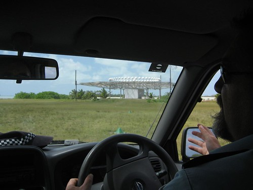 driving past doppler radar Cocos