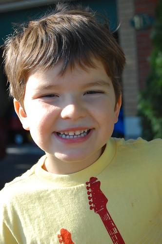 Simon, age 4 1/2