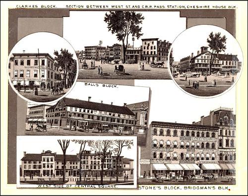 Buildings of Keene NH