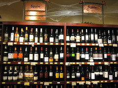 Spanish Wine Selection
