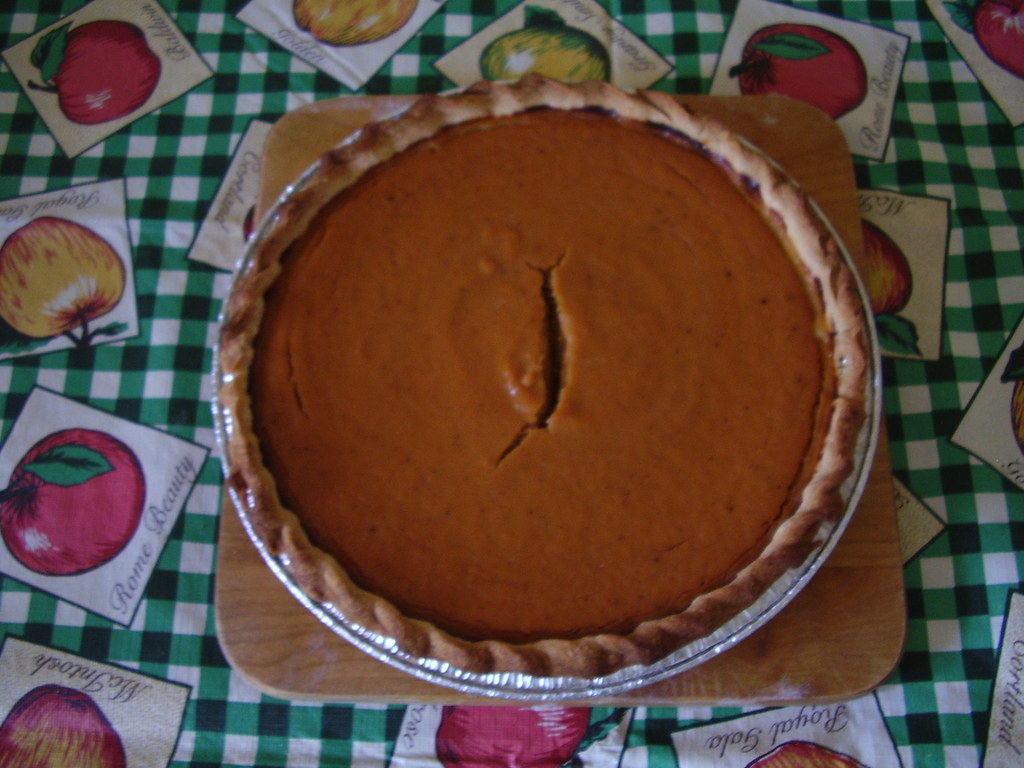 Sugarless Pumpkin Pie Filling Recipe