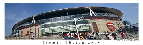 Emirates Stadium Panoramic