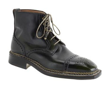 Cap Toe Boot at Barneys New York from barneys.com