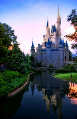Disney - Magic Kingdom (Explored) (Express Monorail) Tags: travel sunset walter vacation usa sunlight reflection water colors fairytale america wonder geotagged fun psp interestingness orlando nikon colorful princess florida availablelight magic dream wed elias disney mickey disneyworld fantasy mickeymouse imagine theme cinderella wish orangecounty wdw waltdisneyworld walt magical kissimmee hdr highdynamicrange themepark magickingdom wdi lakebuenavista imagineering cinderellacastle disneyprincesses d40 waltdisneyworldresort explored disneypictures disneyparks disneypics geo:lat=28419113 expressmonorail dynamicphotohdr disneyphotos paintshopprophotox2 joepenniston disneyphotography disneyimages geo:lon=81581935 5stardisneyaward flickeexplore