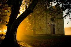 Iglesia de Pintueles. (Rawlways) Tags: sunrise nikon iglesia amanecer d300 infiesto piloña mywinners pintueles qualitypixels