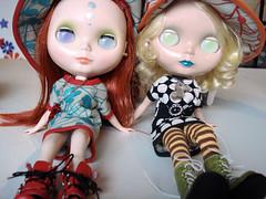 Mildred e Frida