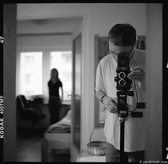 Self-developed self-portrait (10.2008)