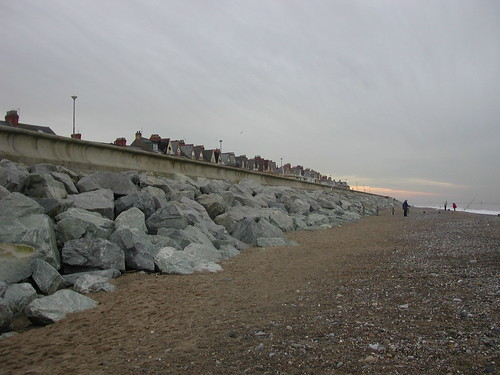 Coastal Management - Withernsea Sea Wall & Rip-Rap | Flickr ...