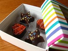 Earl Grey Ganache Chocolates
