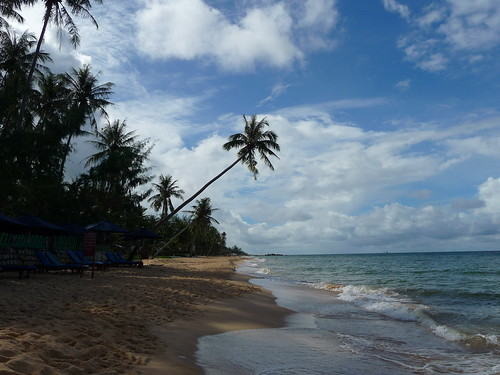 Short part of Long beach, Phu Quoc