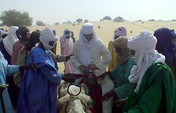 Viaje en Níger