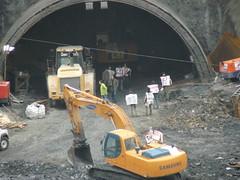 Ordizaiako AHTren tunela