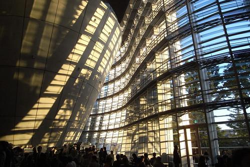 The National Art Center@Tokyo Roppongi