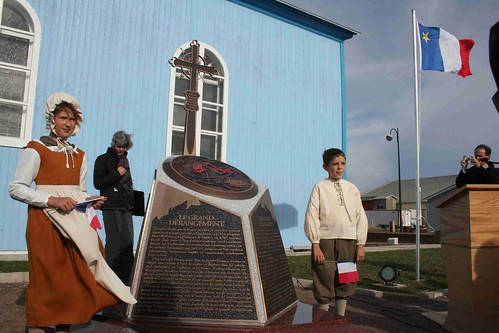 Monument Miquelon