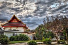 in search of nirvana (Kris Kros) Tags: ca photoshop temple photography high dynamic buddhist north hollywood thai kris range hdr kkg cs3 photomatix kros kriskros 5xp kkgallery
