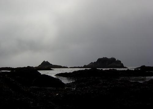 Post apocalyptic tidal flats
