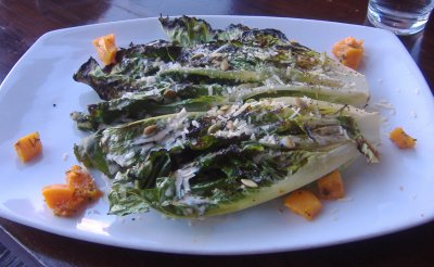 La Sirena Grill and Cantina - Romaine Salad