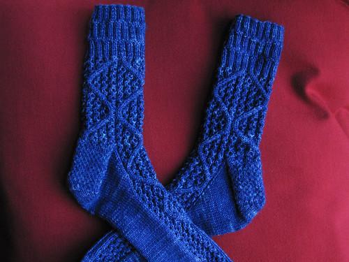 TTL Mystery Socktoberfest Sock 1