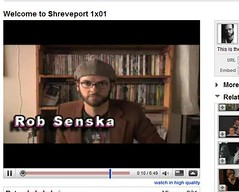 Welcome to Shreveport Rob Senska
