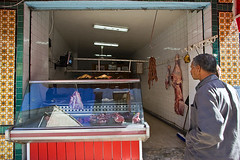 to the butcher in the sousse (fiedziu) Tags: africa tunisia sousse susa