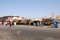 Afternoon Juicers (that's keen) Tags: africa morocco marrakech djemaaelfna
