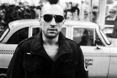 Travis Bickle (Robert De Niro) (.allienato) Tags: people actor travisbickle taxidriver robertdeniro