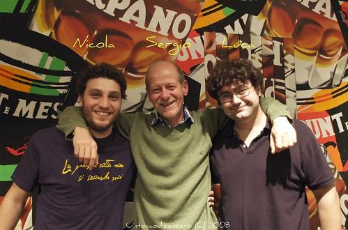 Nicola, Sergio, Luca