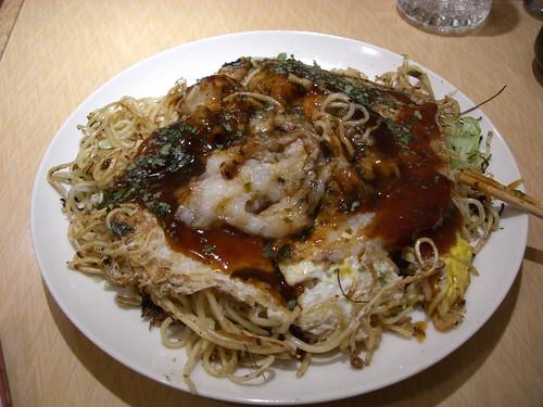 毛利焼き/Okonomi-yaki
